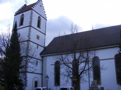Dietingens beeindruckende Kirche