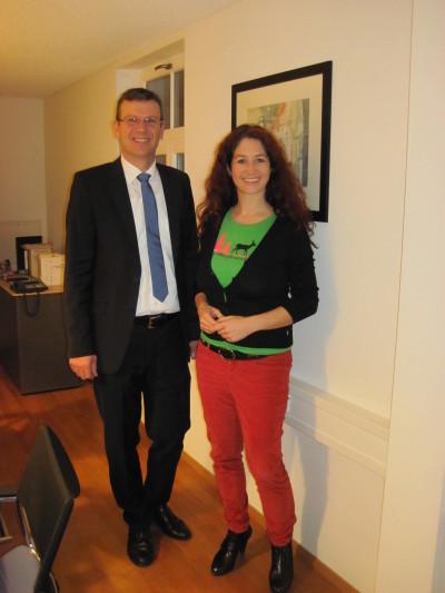 Thomas Schenk & Sonja Rajsp
