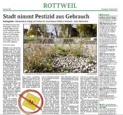 Quelle: Schwarzwälder Bote, 28.10.2015