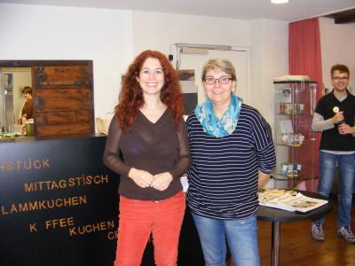 Sonja Rajsp & Iris Wößner