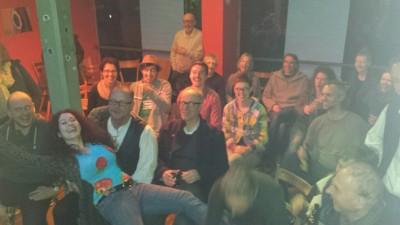 Grüne Wahlparty Rottweil im Schwarzen Lamm