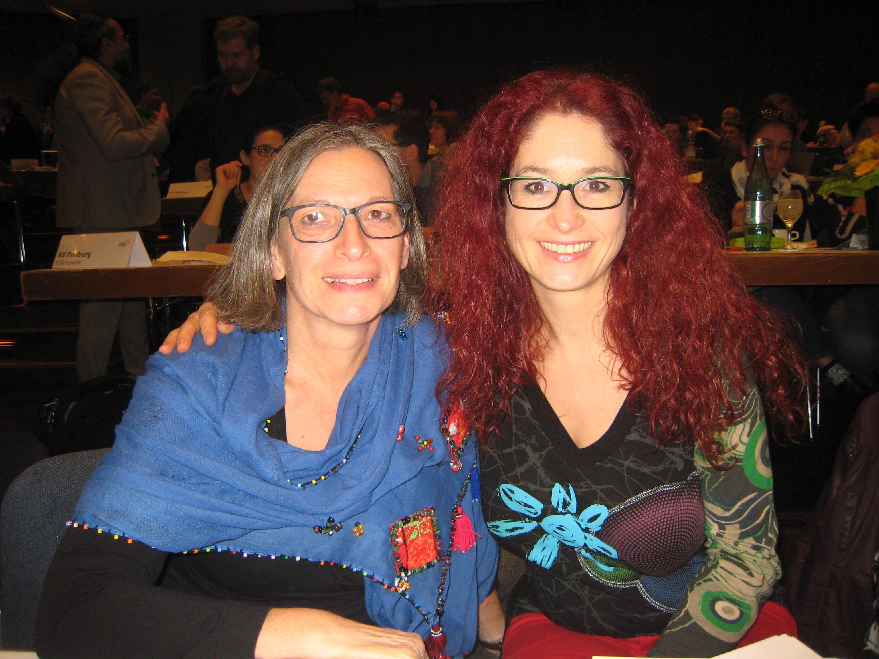Jele Schneider & Sonja Rajsp