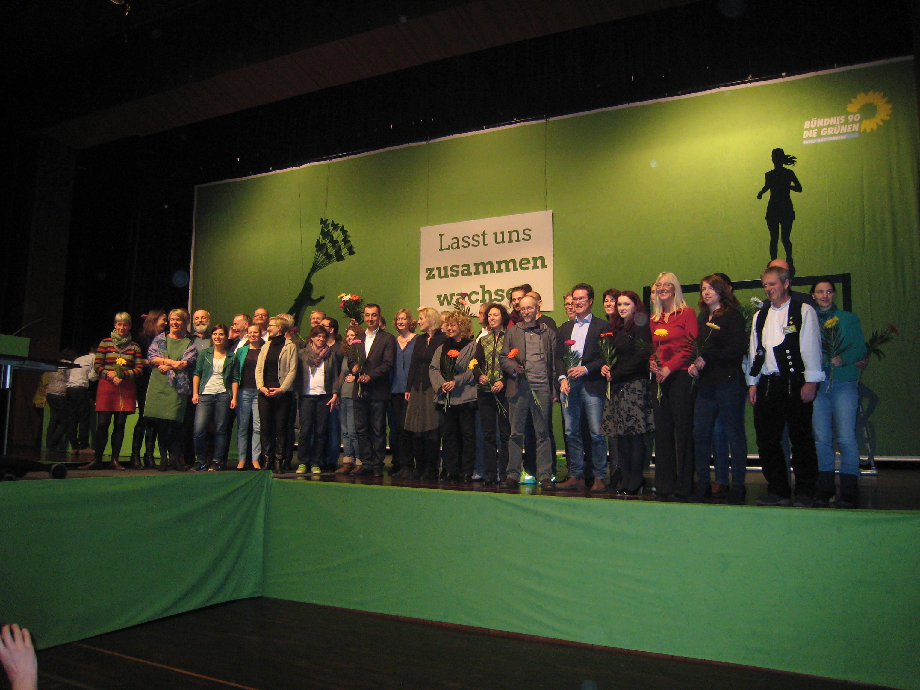 Unsere Bundestagskandidat*innen für die BTW17!